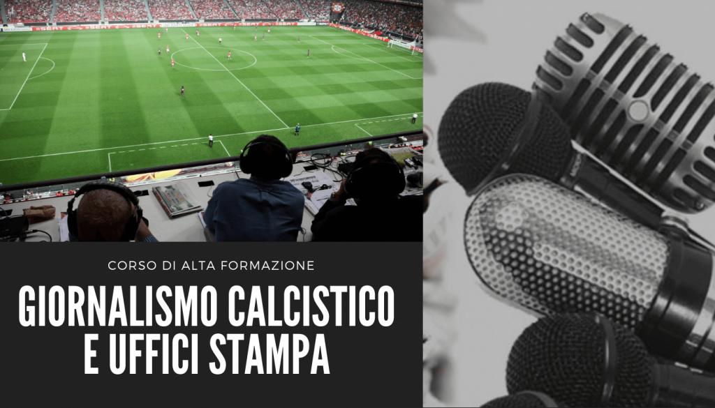 Corso Giornalismo Sportivo e Ufficio Stampa