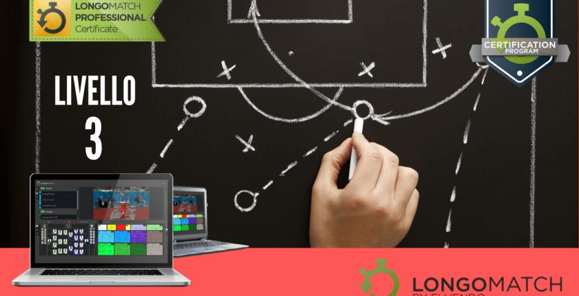 Corso Match Analyst 3 livello