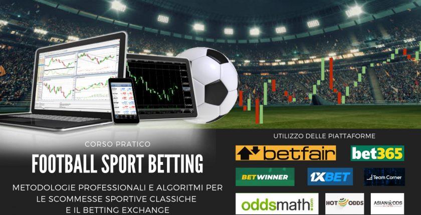 Corso Betting e Sport Trading