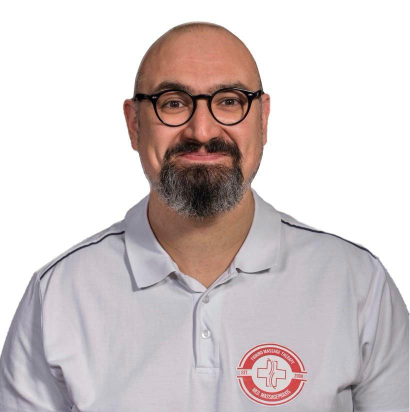 Fiorino D'Angelo, docente Corso Football Medicine